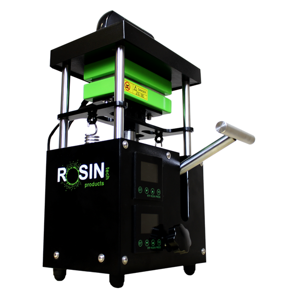 Rosin Tech BIG Smash 4 Ton Manual-Hydraulic Rosin Press