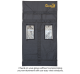 Gorilla Grow Tent 4' x 4' Shorty Series GGT44SH
