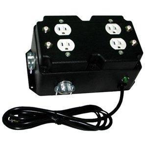 Grozone LS3 LIGHT AND HIGH LOAD SWITCHER 240V / 120V