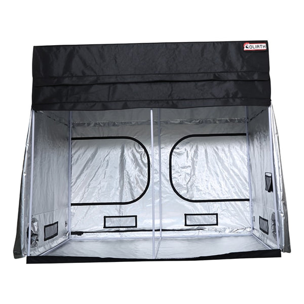 "The Goliath Grow Tent 4' x 8' x 6'11"" - 7'11"""