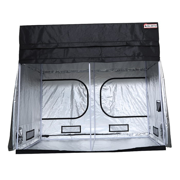 "The Goliath Grow Tent 5' x 9' x 6'11"" - 7'11"""
