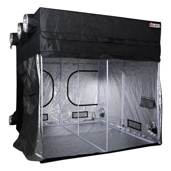 "The Goliath Grow Tent 8' x 8' x 6'11"" - 7'11"""