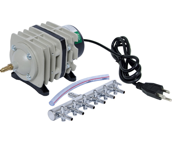 Active Aqua Air Pump 6 Outlets 20W 45L min (12/cs)
