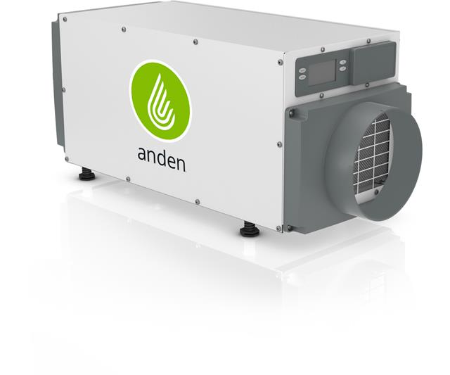 Anden Industrial Dehumidifier A70, 70 pints/day