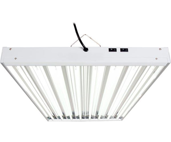 Agrobrite T5 4Ft 8 Tube Fixture w/Bulbs