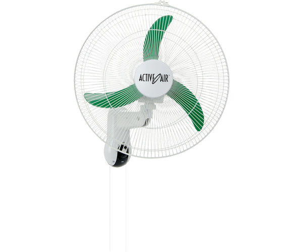 "18"" Wall Mount Oscillating Fan"