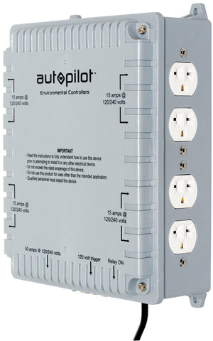 Autopilot High Power HID Controller 8000W (240V Only) 50A