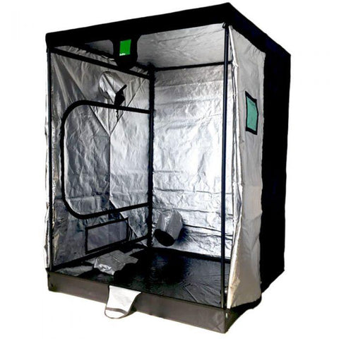 Budbox Pro XL Plus Silver 5' x 5' x 6.5' Grow Tent