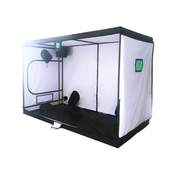 Budbox Pro XXL Plus White 5' x 9' x 6.5' Grow Tent
