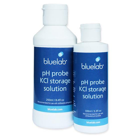 Bluelab Ph Probe Kcl Storage Solution 250ml
