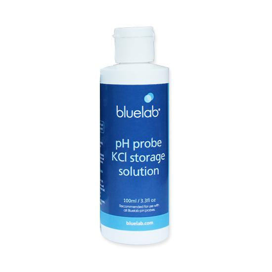 Bluelab Ph Probe Kcl Storage Solution 100ml