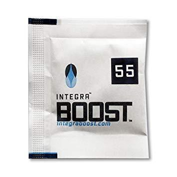 Integra Boost 8 Gr 55% Retail Pack (144) | WeGrowBuds