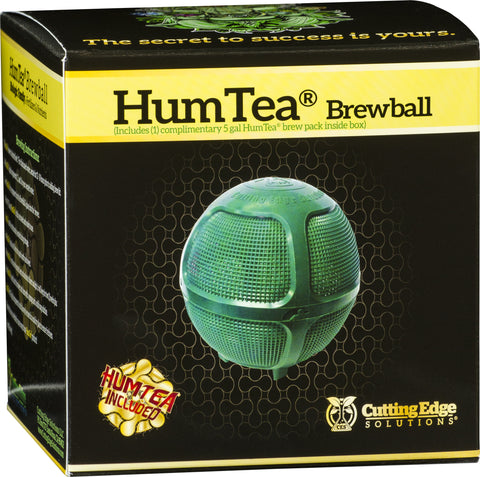 Cutting Edge Solutions HumTea Tea Ball with Brew Kit