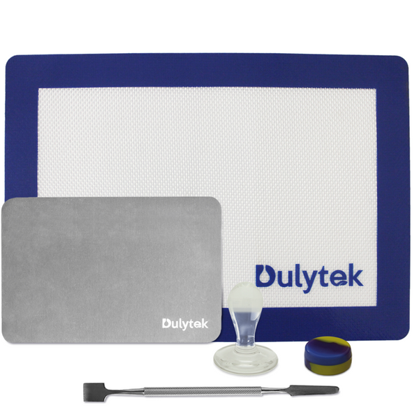 Dulytek® Quick Rosin / Wax Collection Gadget And Tool Set