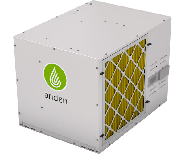 Anden Industrial Dehumidifier, 320 Pints/Day 277v