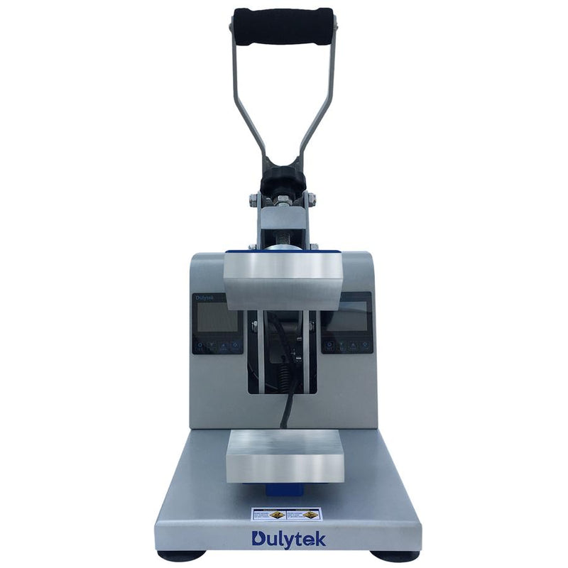 Dulytek® DM1005 Clamshell Manual Heat Press For Rosin Oil Extraction