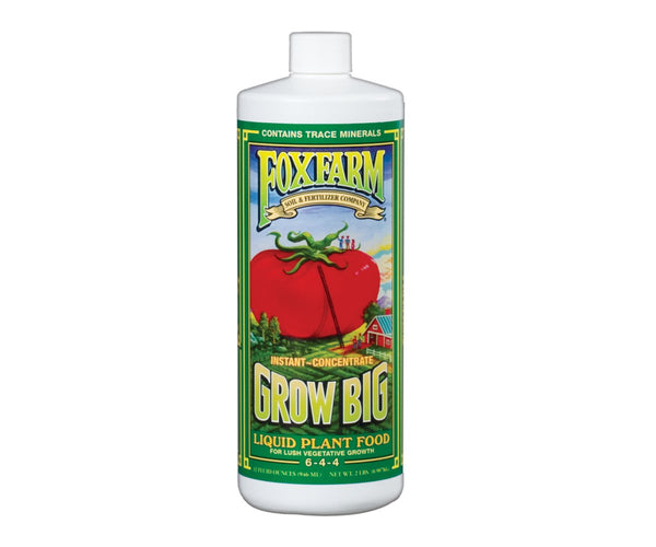 Grow Big Liquid Concentrate, 1 qt
