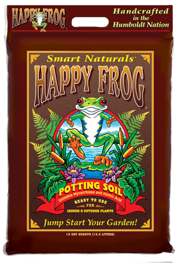 FL/MO/IN/GA Happy Frog Soil 12 qt (5/cs)