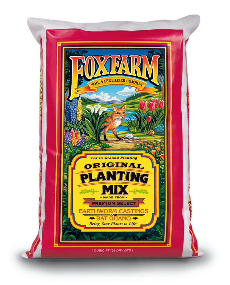 FL/MO/IN Planting Mix 1 cu ft bag