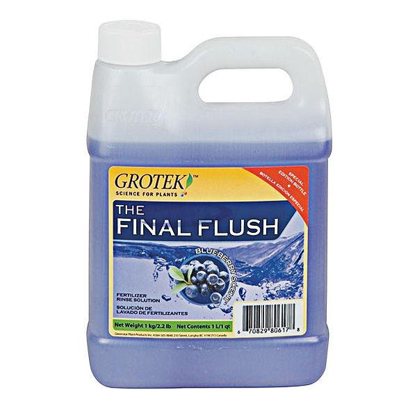 Final Flush Blueberry 1L