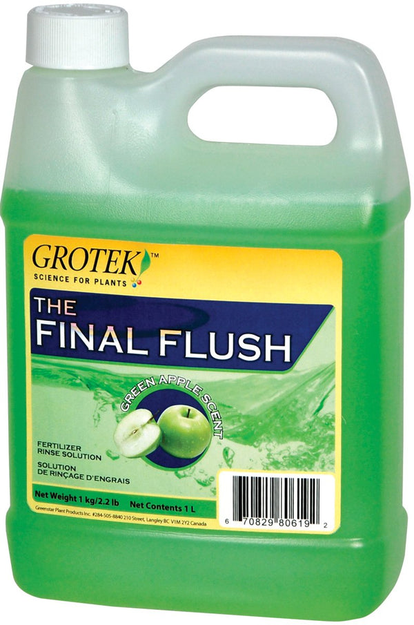 Final Flush GreenApple 1 L