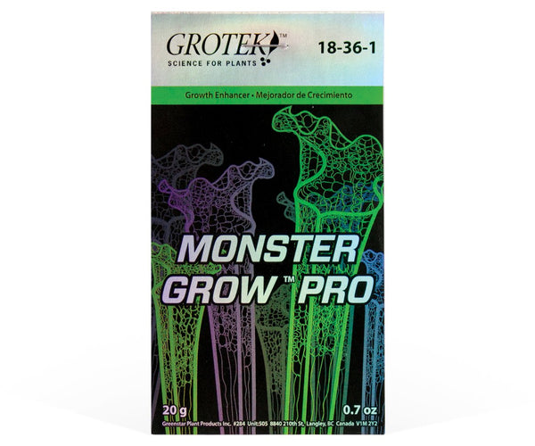 Monster Grow 20g (New Formula)