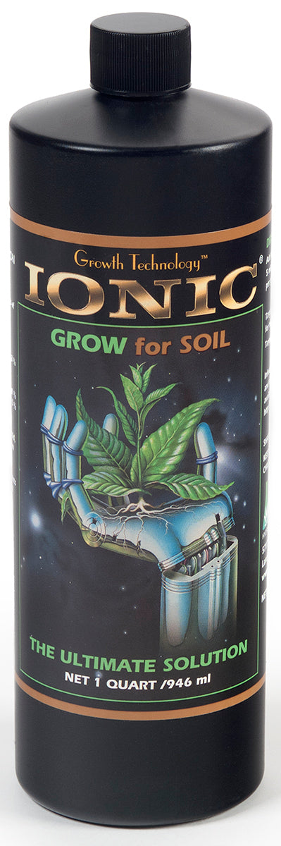 Ionic Grow Soil 1 qt