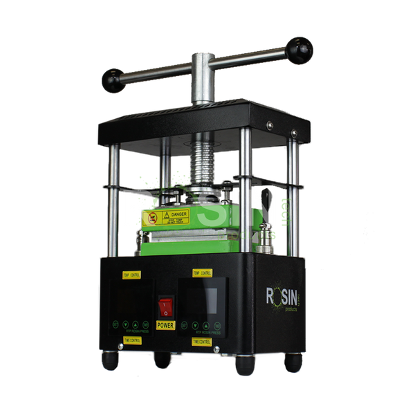 Rosin Tech Twist 2 Ton Rosin Press