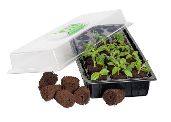 JS 24 Grow Plug Mini Germination Station  (12/cs)