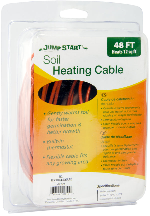 Jump Start Soil Heating Cable 48'