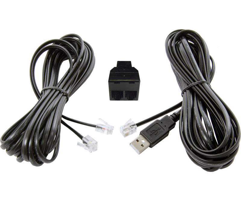 Phantom 15' USB-RJ12 Controller Cable Pack (60/cs)
