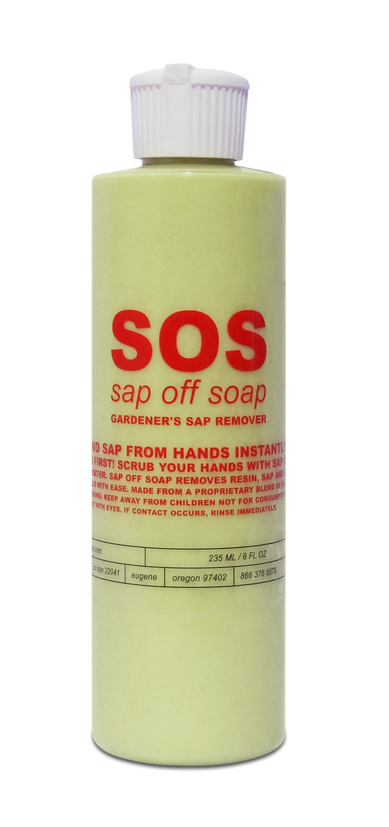 Sap Off Soap 8oz