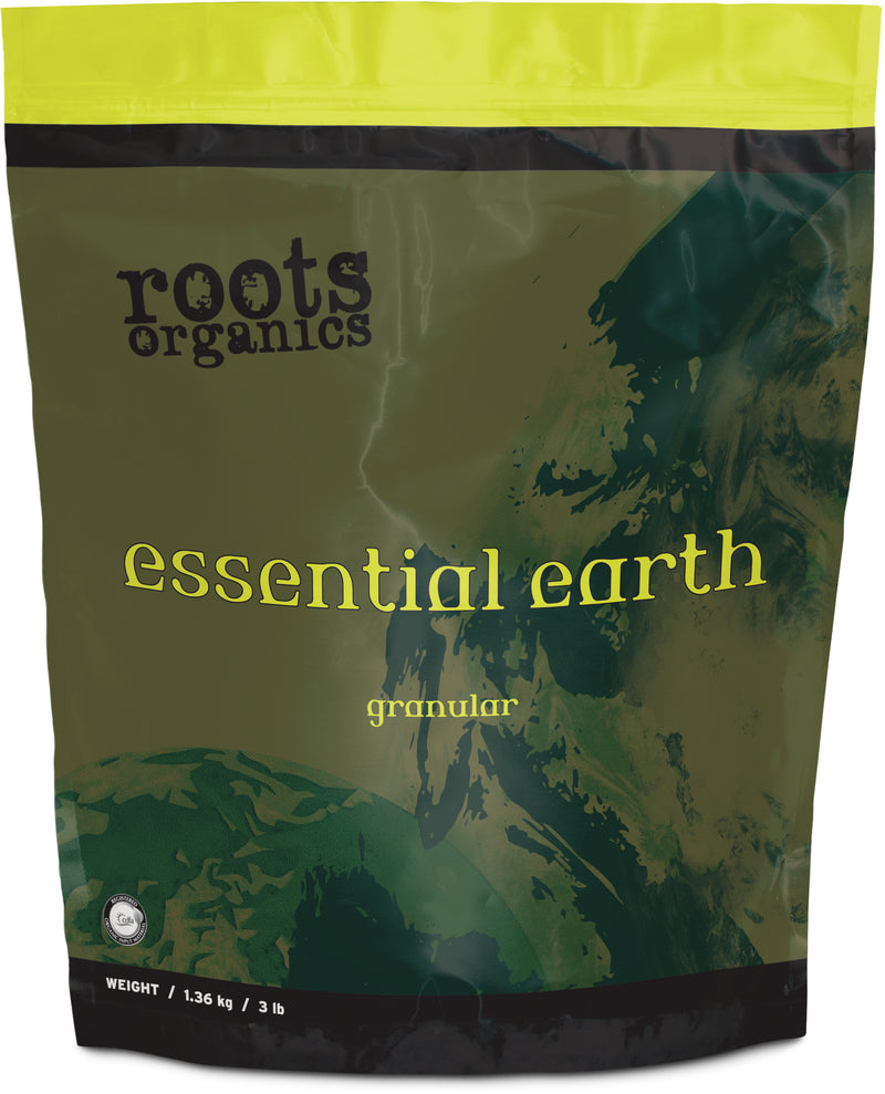 Roots Organics Essential Earth Granular 3lb
