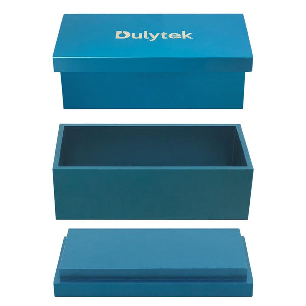 "Dulytek® Rosin Pre-Press Mold, Rectangular, 2"" X 4"""