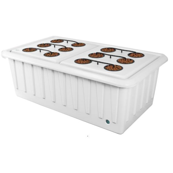 SPONIC12XLH SuperPonics Superponic XL 12 Site Hydroponic System | WeGrowBuds