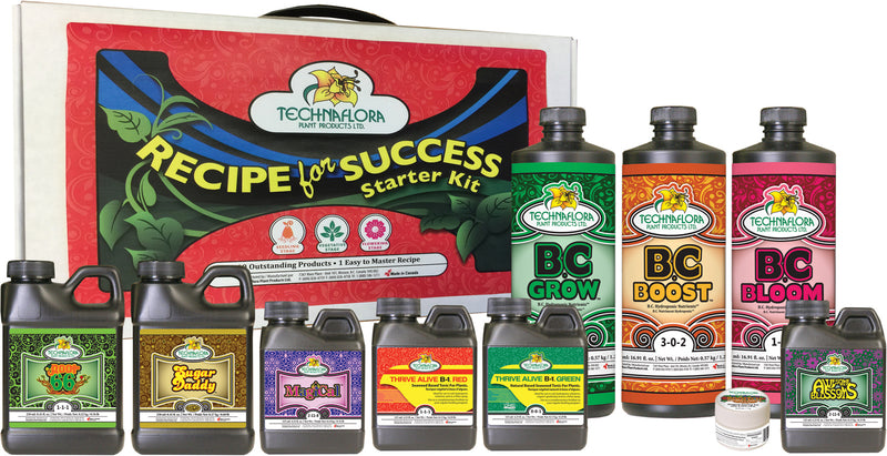 Recipe For Success Starter Kits
