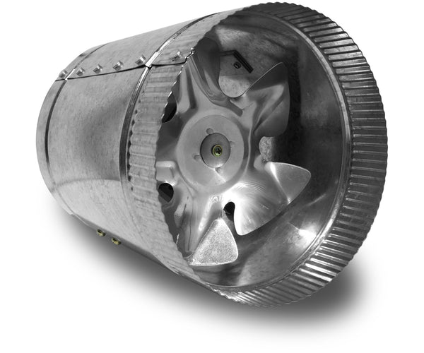 Inline tube axial 6'', 115V/1PH/60Hz, 210 CFM