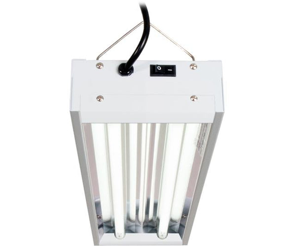 Agrobrite T5 2Ft 2 Tube Fixture w/Bulbs