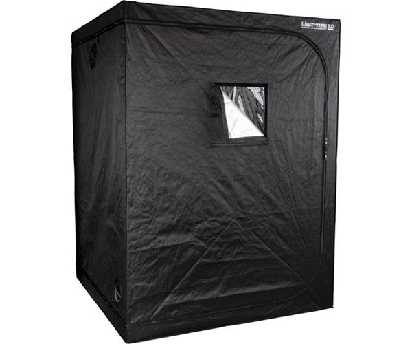 Lighthouse 2.0 - Controlled Environment Tent, 5' x 5' x 6.5'