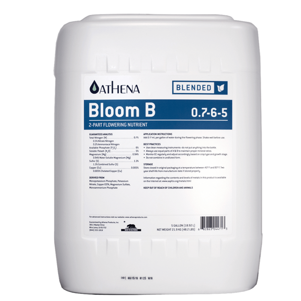 Athena Blended - Bloom B (0.7-6-5)