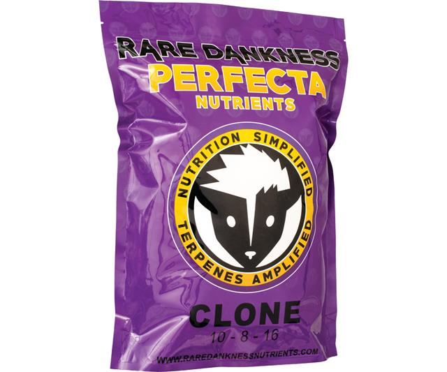 Rare Dankness Nutrients Perfecta CLONE, 10 lb bag