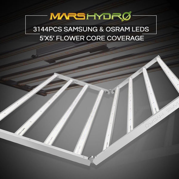 Mars Hydro FC 6500 LED Grow Light