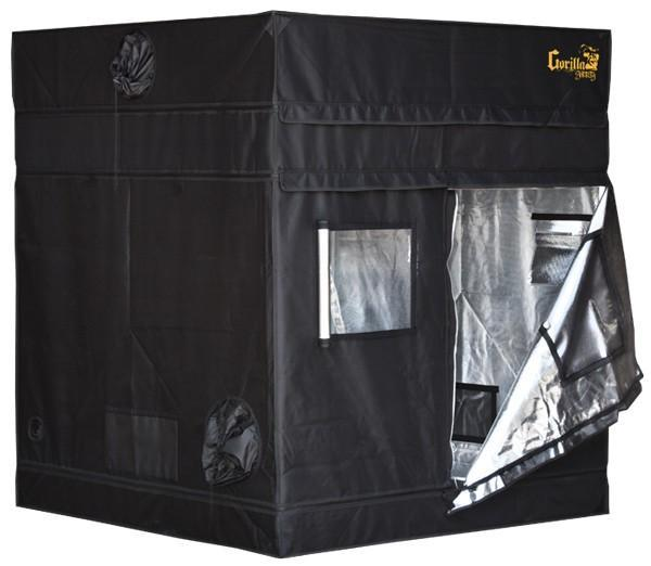 Gorilla Grow Tent 5' x 5' Shorty Series GGT55SH