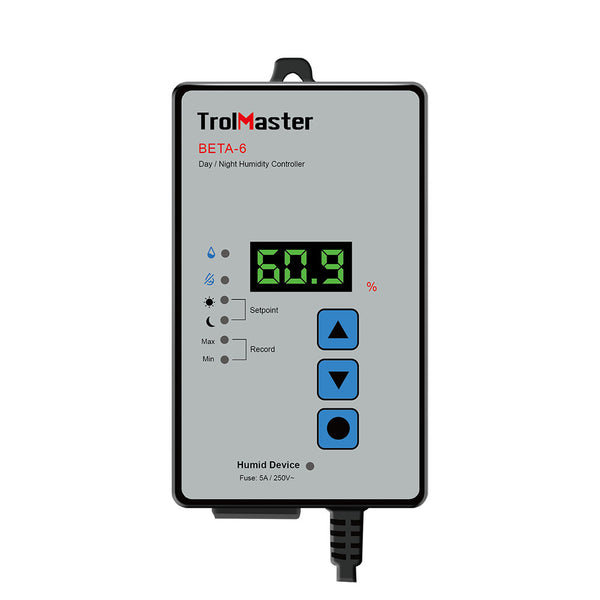 TrolMaster BETA-6 Digital Day / Night Humidity