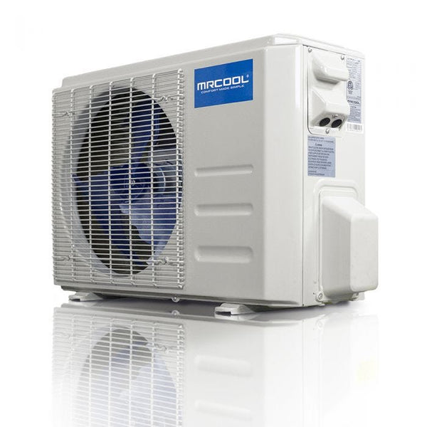 MrCool Advantage 3rd Gen 18,000 BTU 1.5 Ton Ductless Mini Split Air Conditioner and Heat Pump 230-Volt/60Hz