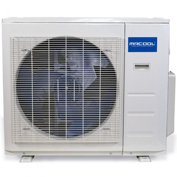 MrCool Olympus ENERGY STAR 9,000 BTU 3/4 Ton Ductless Mini-Split Air Conditioner and Heat Pump - 230V/60Hz