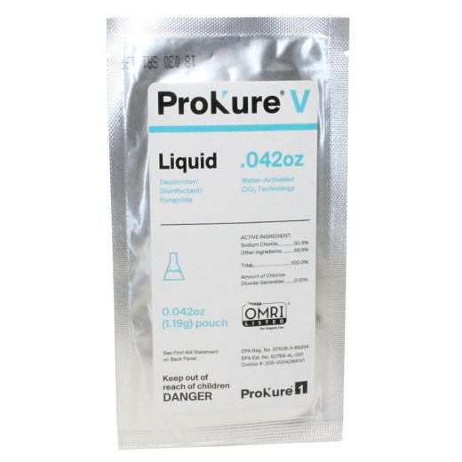 ProKure™ V Liquid, Disinfectant Cleaner Sanitizer Deodorizer