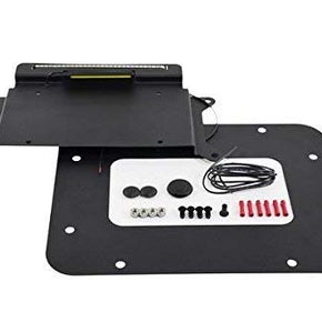 BackSide License Plate Mount10-17