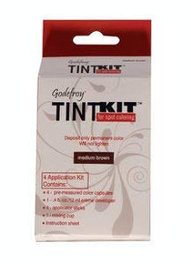 Godefroy Tint Kit4application kitMedium Brown