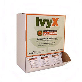 Ivy X Pre-Contact Solution-Wallmount Dispenser Box